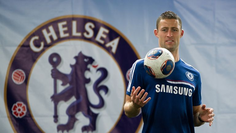 Gary Cahill: Keen to link up with John Terry for Chelsea this season