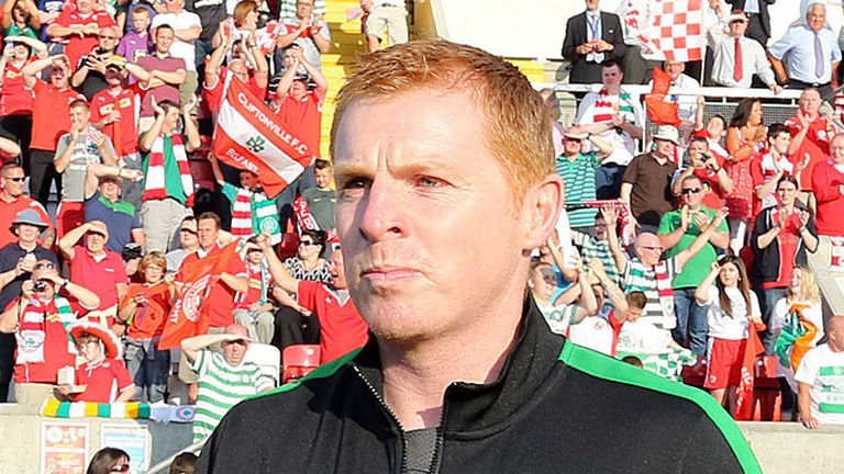 Neil Lennon: Took Celtic back to his native Northern Ireland