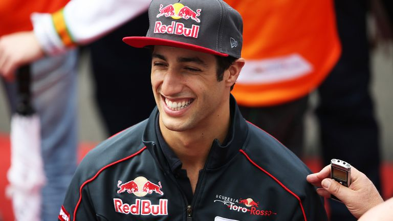 Daniel Ricciardo: Will test for Red Bull this week