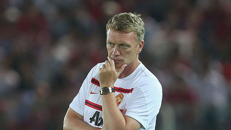 David Moyes: Concerns over Hong Kong pitch