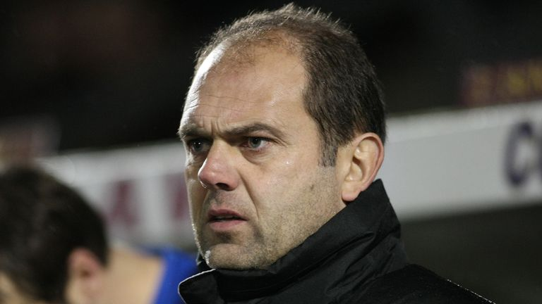 Dean Wilkins: Former Brighton boss has joined Reading's coaching staff