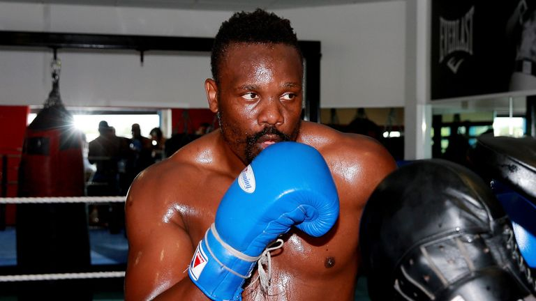 Dereck Chisora will return at the Copper Box on September 21