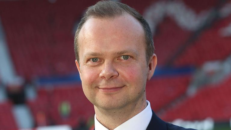 Ed Woodward: Manchester United executive vice-chairman