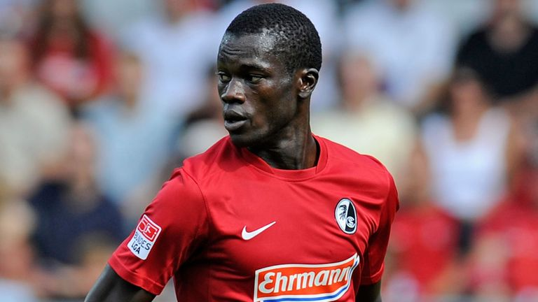 Fallou Diagne: Wanted by clubs in England, Germany and France
