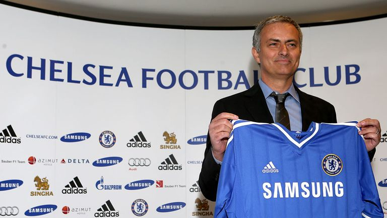 Jose Mourinho: Chelsea boss happy with three summer signings so far