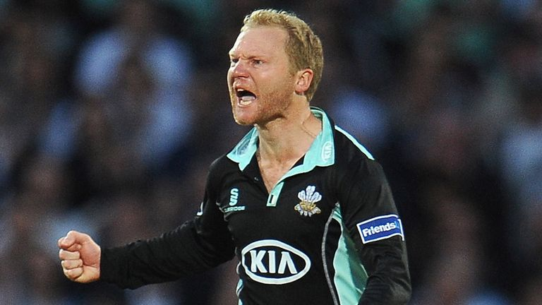Gareth Batty: Two-match ban
