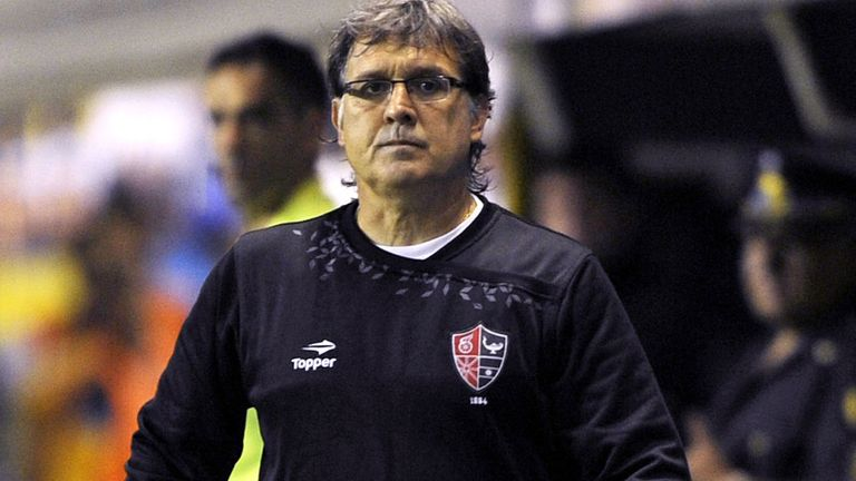 Gerardo Martino: New Barcelona coach to replace Tito Vilanova