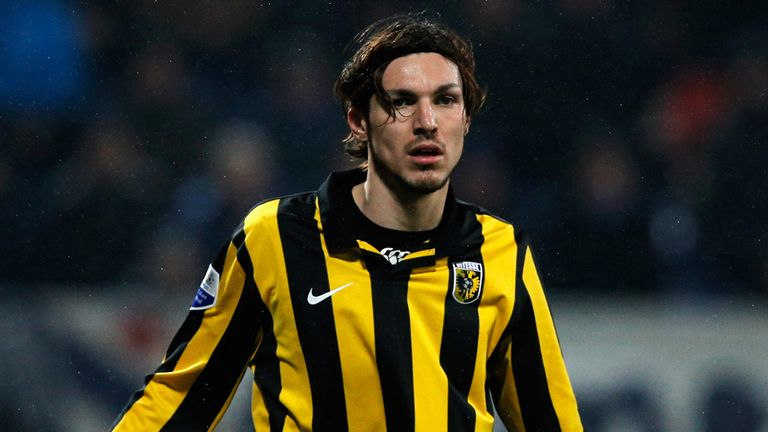 Mike Havenaar: Scored winner for Vitesse Arnhem