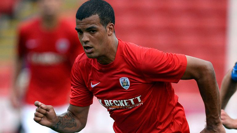 Jacob Mellis on the mark for Barnsley