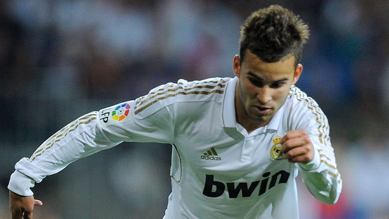Jese Rodriguez: Linked with a £10million move to Tottenham Hotspur this summer