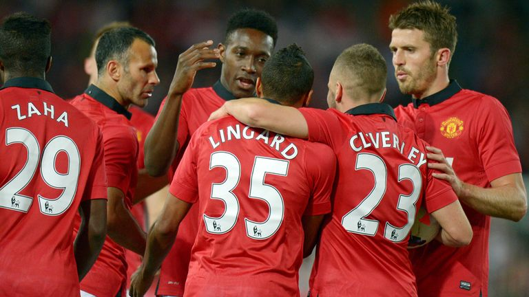 Jesse Lingard: Struck twice in convincing friendly victory