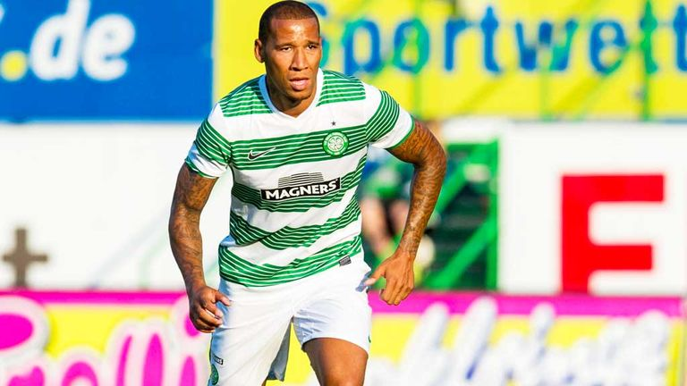 Kelvin Wilson: Praised by Neil Lennon ahead of his proposed return to Nottingham Forest