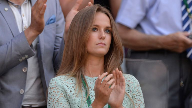 Kim Sears: Andy Murray's girlfriend of seven years