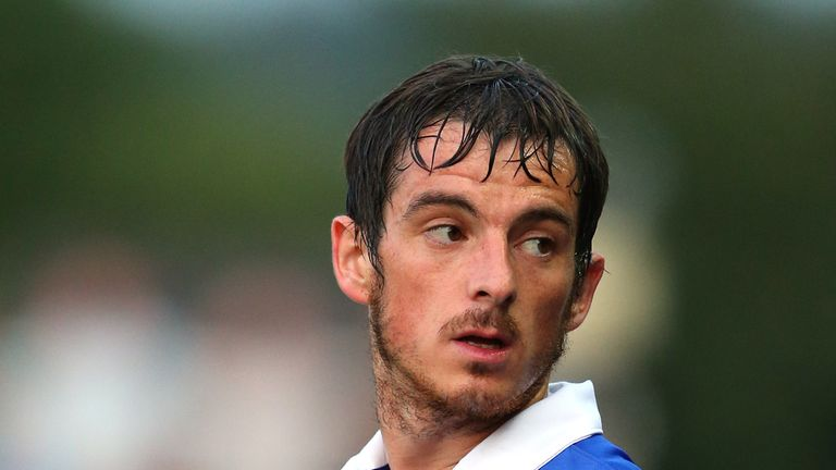 Leighton Baines: Missed Blackburn game as a precaution