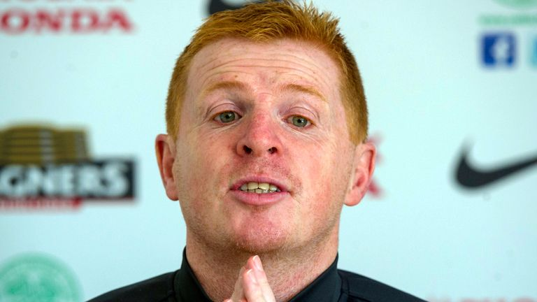 Neil Lennon: Anxious about trip to Shakhter Karagandy
