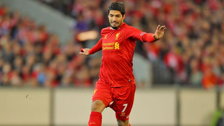 Luis Suarez: Back in action in Melbourne