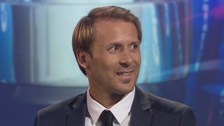 Gaizka Mendieta: Linked with Middlesbrough role