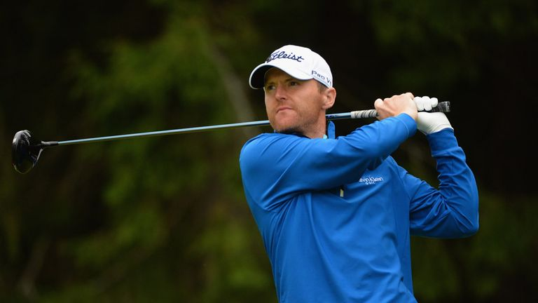 Michael Hoey: Shot a third-round 65 on Saturday