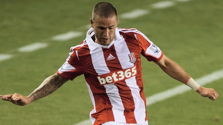 Michael Kightly: Opened the scoring for Stoke