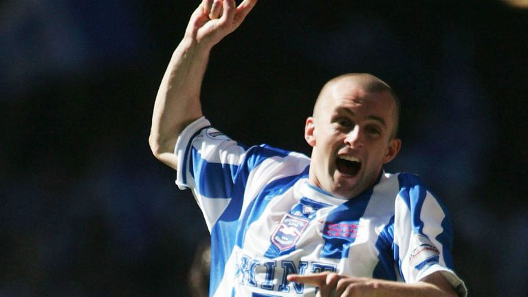 Nathan Jones: Brighton assistant acknowledges luck