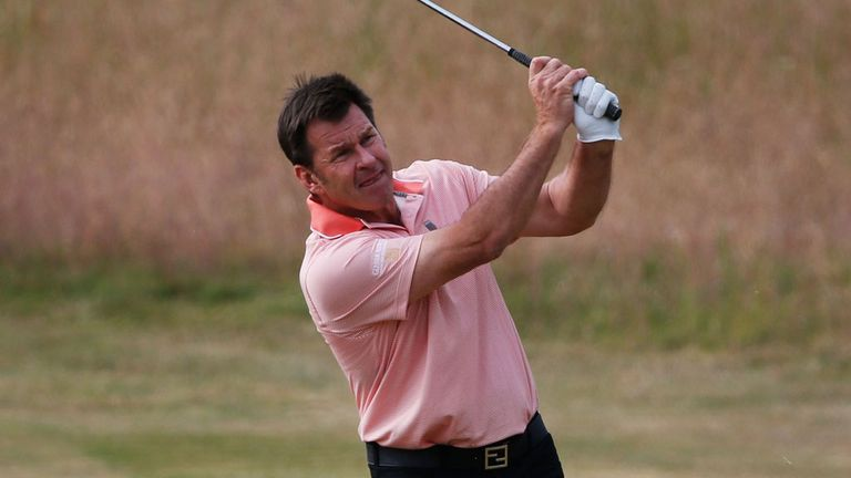 Sir Nick Faldo: Had urged McIlroy to 'concentrate on golf'