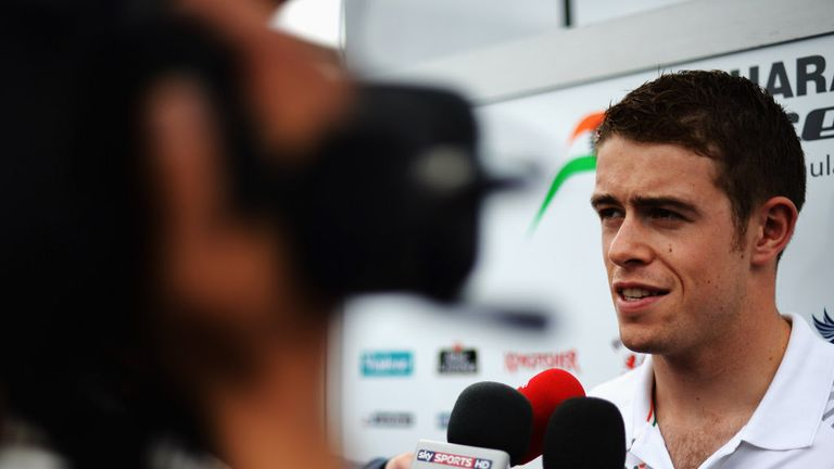 Paul di Resta: Thinks Force India can stay in front of McLaren this season