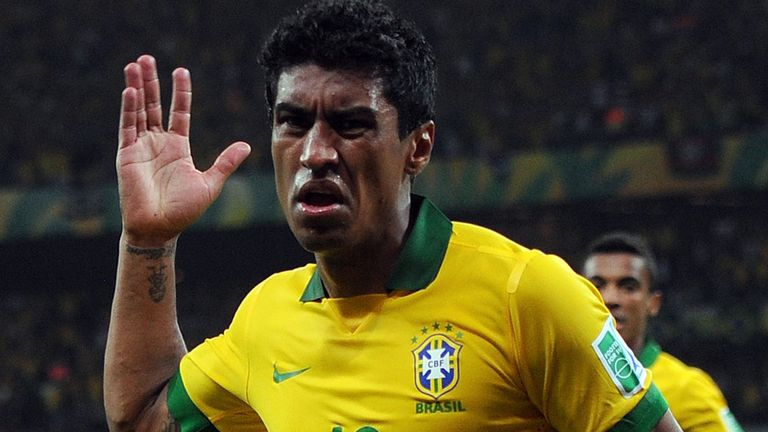 Paulinho: Brazil midfielder has signed for Tottenham
