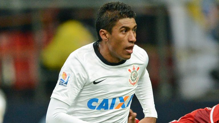 Paulinho: Believes Spurs offer him the best career path