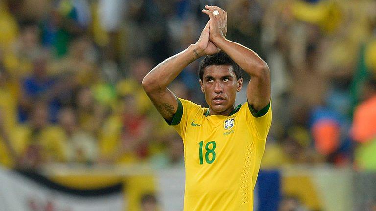 Paulinho: Has confirmed Corinthians exit