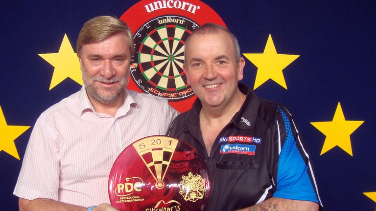 Phil Taylor: Beat Jamie Lewis in a one-sided final