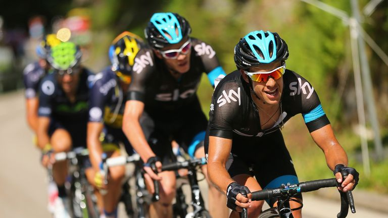 Richie Porte: Looking to step into the limelight at the Giro next year