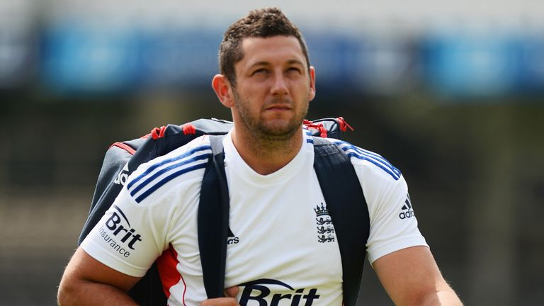 Tim Bresnan: Recalled to England's side in place of fellow seamer Steven Finn