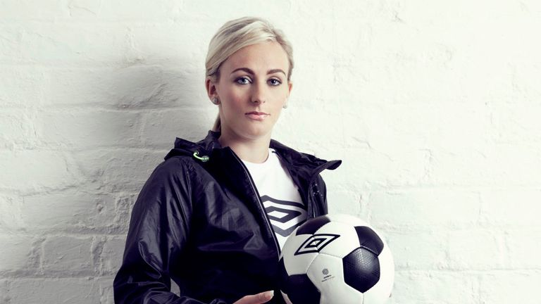 Toni Duggan: The Everton striker will be looking to add to her two goals in seven full internationals for England