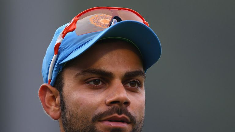 Virat Kohli: Will stand in as captain for the tour of Zimbabwe as MS Dhoni nurses a hamstring injury