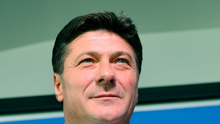 Walter Mazzarri: Hoping for change at Inter