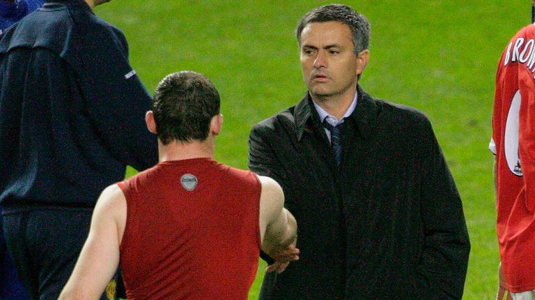 Jose Mourinho: Likes Wayne Rooney's pace and directness