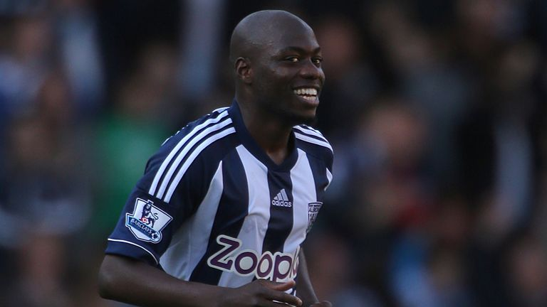 Youssouf Mulumbu: West Brom midfielder has extended his stay at the Hawthorns