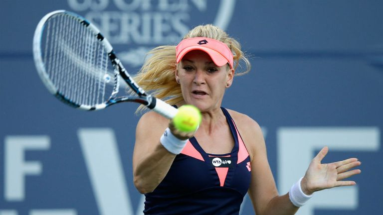 Agnieszka Radwanska: A straight-sets winner at the Bank of the West Classic