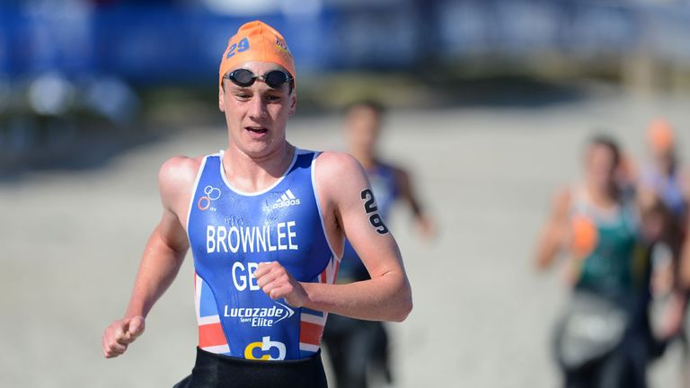 Alistair Brownlee: Top of rankings with one event left