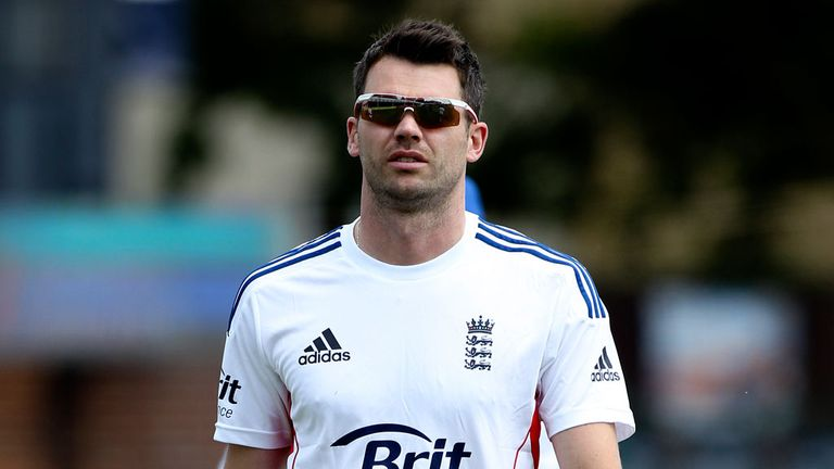 James Anderson: England paceman still wary of Australia