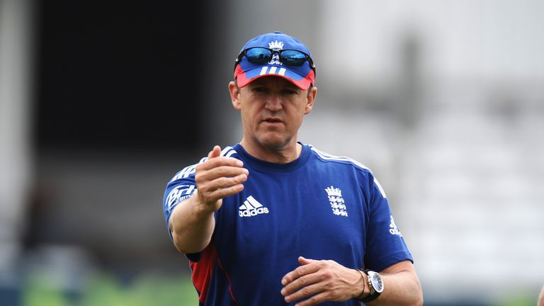 Andy Flower: Always expected a tough opener in the Ashes series