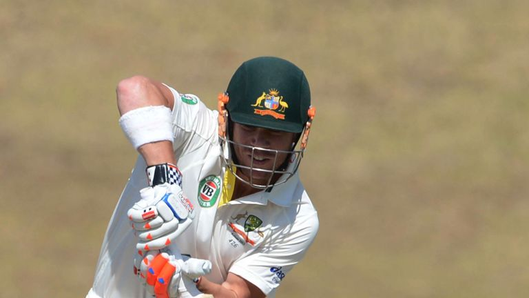 David Warner: missed first two Ashes Tests after serving ban