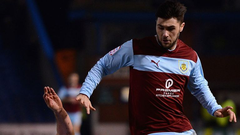 Charlie Austin: Back at Burnley - for now