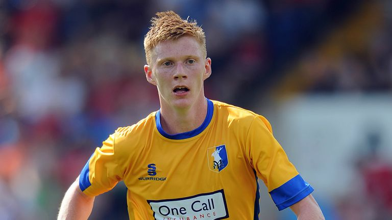 Sam Clucas: Catching they eye of Nottingham Forest