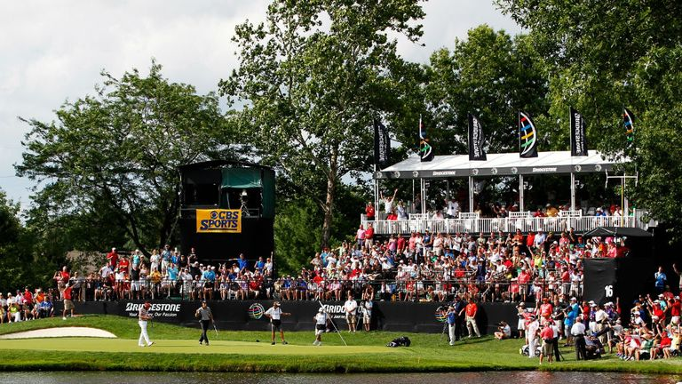 Firestone's South Course will once again play host to the WGC-Bridgestone Invitational