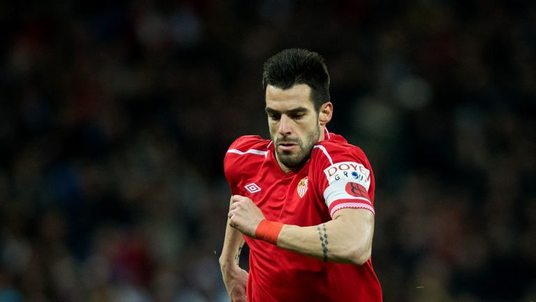 Alvaro Negredo: Sevilla striker set to join Manchester City