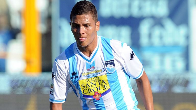 Juan Quintero: Joins Porto from Pescara