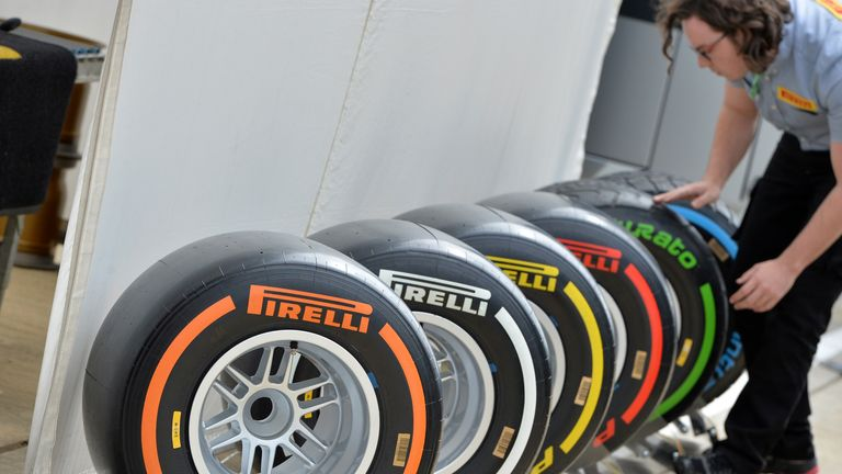 Pirelli have revealed their tyre choices for the final three races of 2013