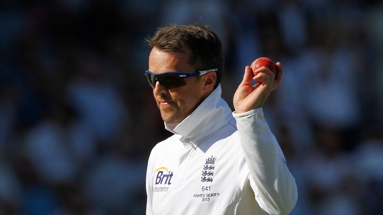Graeme Swann: England spinner put his side on top on day two at Lord's