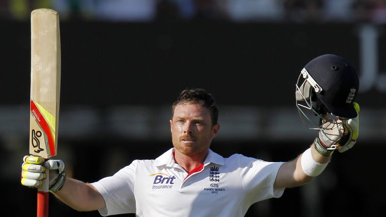 Ian Bell: failed to score century in first 17 Ashes Tests but now has three in his last three